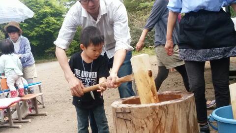 2016年田植え体験2