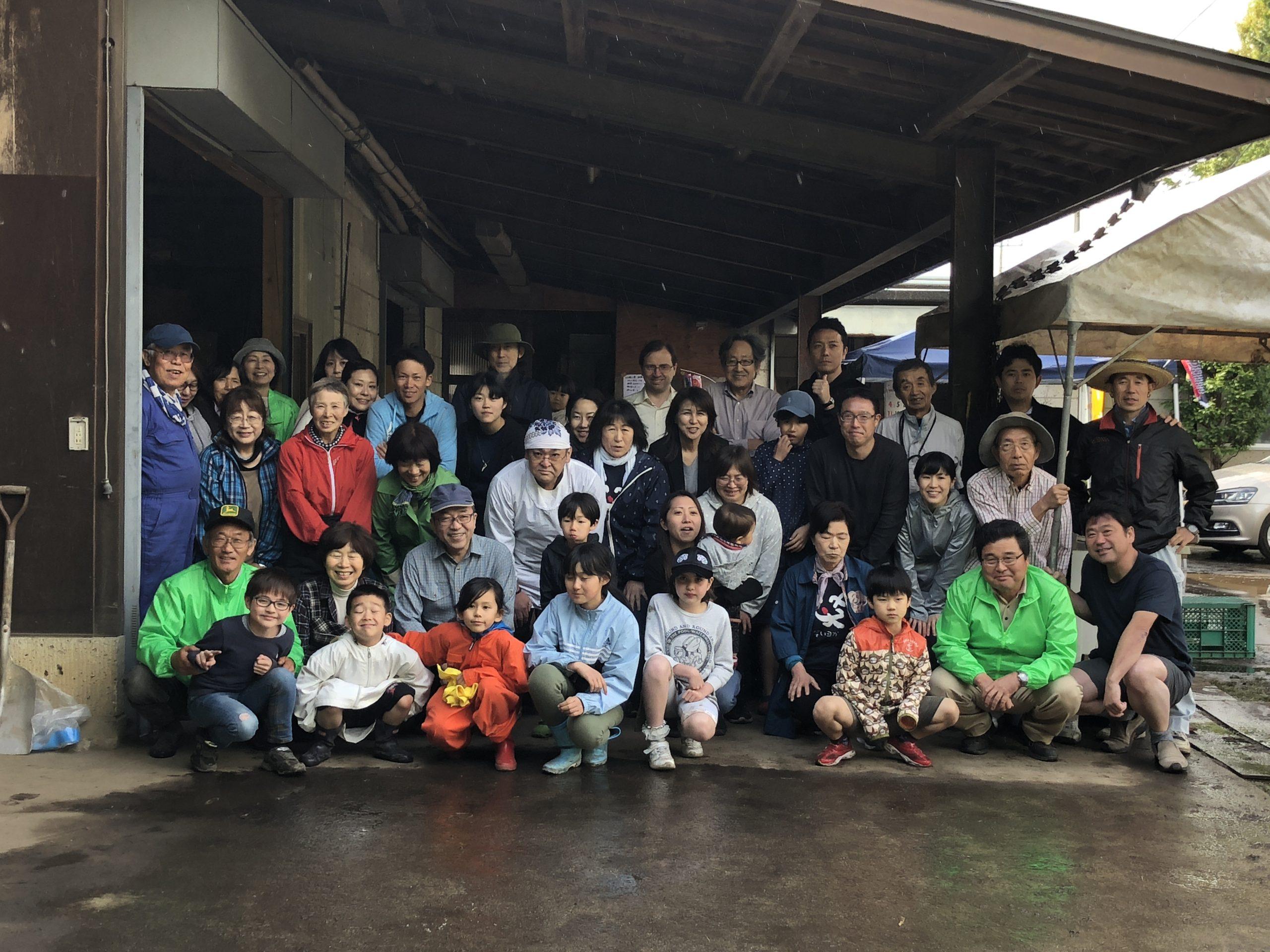 2018年 田植え祭